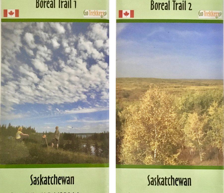 Meadow Lake Provincial Park Boreal Trail 1& 2, Cold Lake to Dorintosh