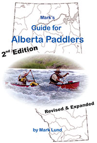 Mark's Guide for Alberta Paddlers
